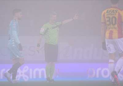 Le brouillard a eu raison de la rencontre Charleroi-Malines !