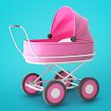 Baby & Mom 3D - Pregnancy Sim icon