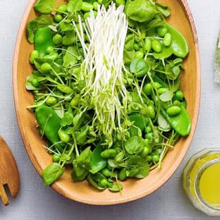 Edamame And Three-pea Salad