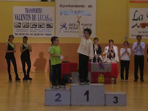 Photo: podium benjamin masculino