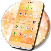 App Glitter Gold Launcher APK for Windows Phone