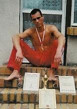 Photo: Bogumił Połoński - początki 1998r.