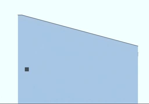 G158 - Elewacja tylna