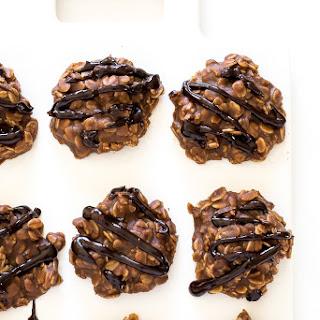 No Bake Chocolate Cookies.