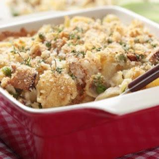 3. Tuna Noodle Casserole