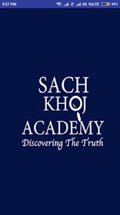 Sach Khoj - náhled