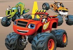 Image result for monster truck cartoon nick jr