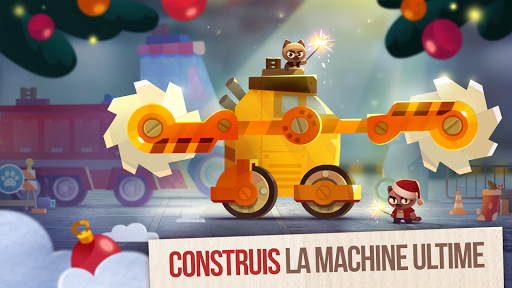 CATS: Crash Arena Turbo Stars   Robots de combat  screenshots 2