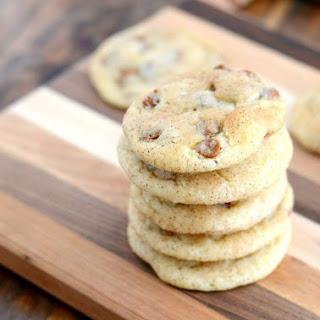 Double Cinnamon Snickerdoodle Cookies
