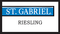 Logo for St. Gabriel Riesling