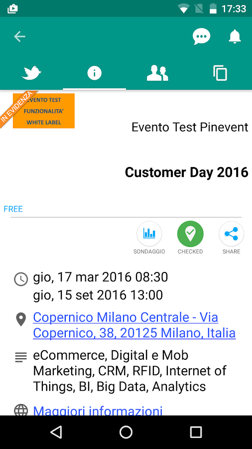 Pinevent WL- screenshot
