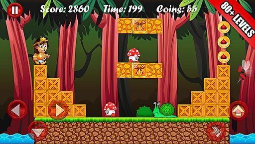 Jungle Castle Run X