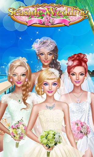 Seaside Wedding Salon Girl SPA 1.5 Screenshots 5