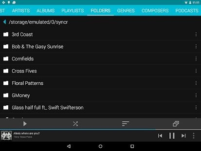 Rocket Player : Music Player- screenshot thumbnail