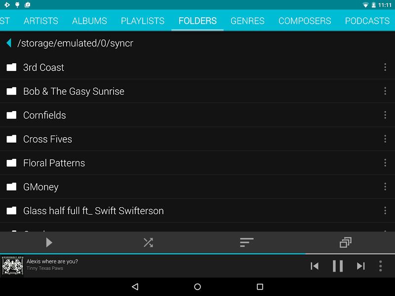 Rocket Music Player Screenshot 13