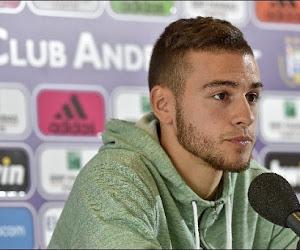 Massimo Bruno est de retour en Belgique et signe ce mardi