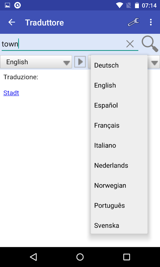 English Translator - screenshot