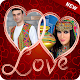 Romantic Dual Love Photo Frames: Double Love Frame Download on Windows