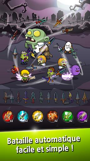 Code Triche Blade Crafter 2 APK MOD screenshots 3