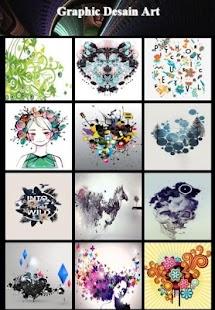 Graphic Desain Art - náhled