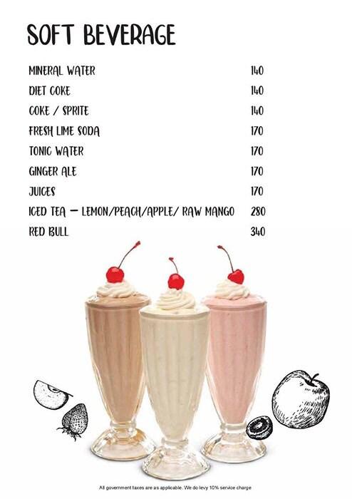 Tamasha menu 8