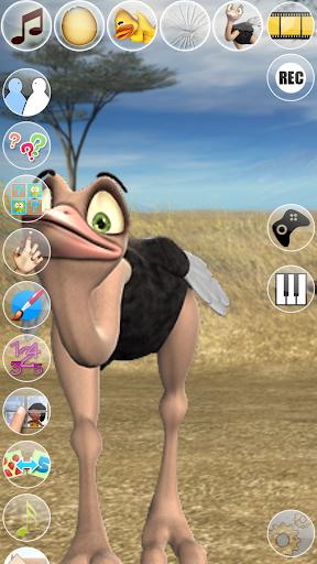 玩媒體與影片App|Talking Joe Ostrich免費|APP試玩