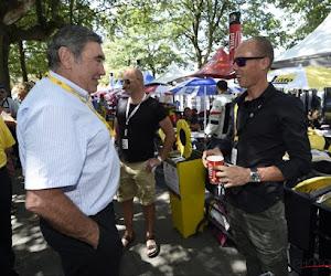 """Jarige Sven Nys vraagt jarige Eddy Merckx naar zijn twee kopmannen: """"Evenepoel heeft nog tijd nodig"""""""