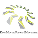 Keep Moving Forward Movement icon