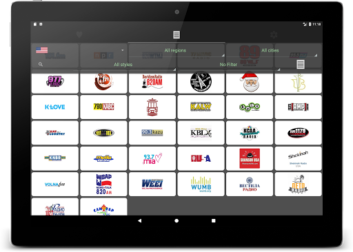 RadioNet Radio Online 1.83 screenshots 5