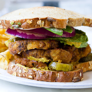 Seitan Sandwich Recipes.