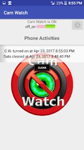 Cam Watch - náhled