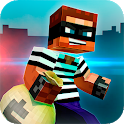 🚔 Robber Race Escape 🚔 Police Car Gangster Chase icon