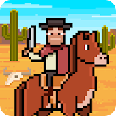 Timber West - Wild West Arcade Shooter