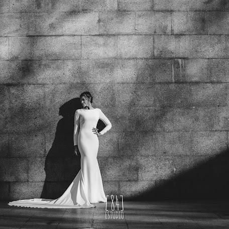 Wedding photographer David Miguel (estudio84). Photo of 16.01.2018