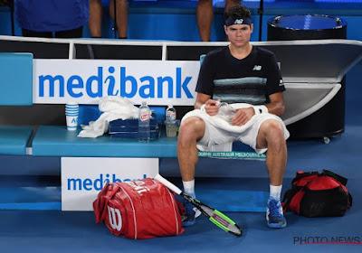 Fabirce Santoro coach de Milos Raonic