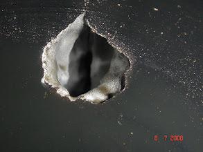 Photo: Nelos sylinterissä pientä yli kuumenemista