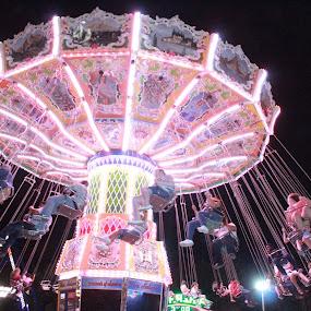 by Paul Hopkins - City,  Street & Park  Amusement Parks (  )