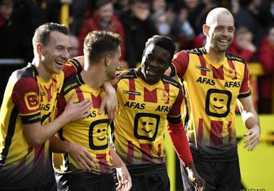 KV Mechelen heeft zijn oog laten vallen op Aboubakar Keita