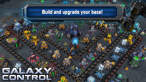 Galaxy Control: 3D strategy  screenshots 19