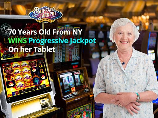 Buffalo Jackpot Casino Games & Slots Machines 2.1.1 screenshots 16