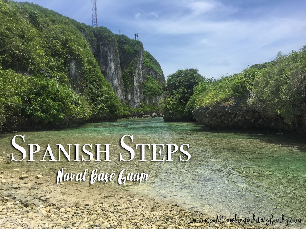 Spanish Steps Hike & Snorkeling - Naval Base Guam