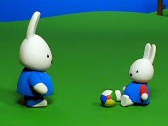 Miffy's Ball Game/Miffy Has an Unexpected Day
