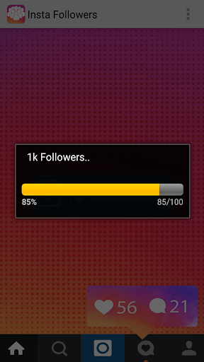 Get Insta Followers simulator for PC