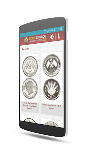 Coins Worldwide Catalog Pro (no Ads) - náhled
