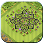 Town Hall 8 Base Layouts APK icon