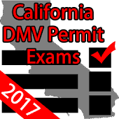 California DMV Driving Permit Test 2017