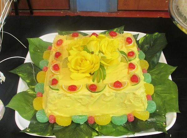 Yellow Rose Of Texas Lemon/lime Bundt Cake Recipe