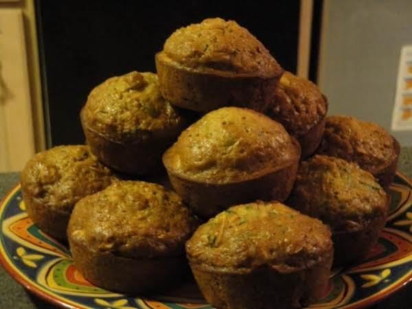 Incan Sunrise Muffins