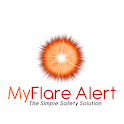 MyFlare - safety app for emergency situations icon