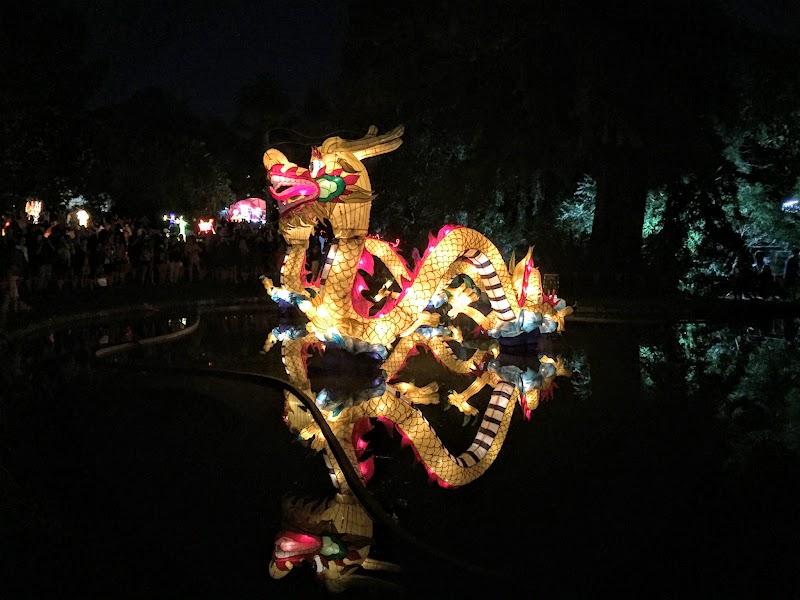 Auckland Lantern Festival 2016